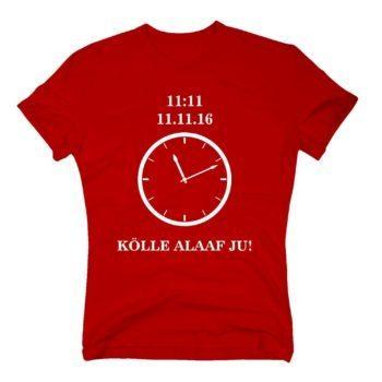 Herren T-Shirt - Kölle Alaaf Ju