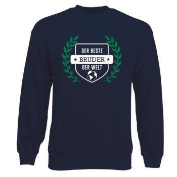 Herren Sweatshirt - Der beste Bruder der Welt