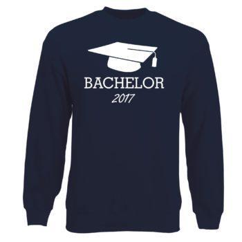 Herren Sweatshirt - Bachelor 2017