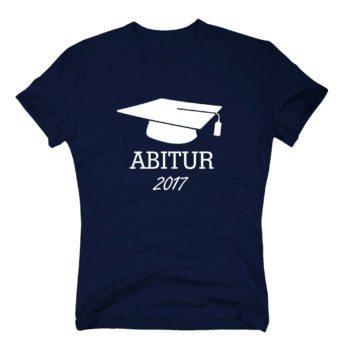 Herren T-Shirt - Abitur 2017