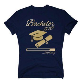 Bachelor 2017 - loading - Herren T-Shirt