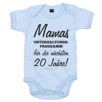 Baby Body - Mamas Unterhaltungsprogramm für die nächsten 20 Jahre