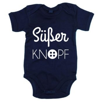 Baby Body - Süßer Knopf