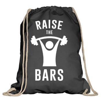 Turnbeutel - Raise the Bars