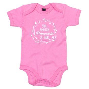 Baby Body - Sag einfach Prinzessin zu mir