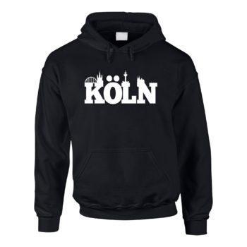 Herren Hoodie - Köln