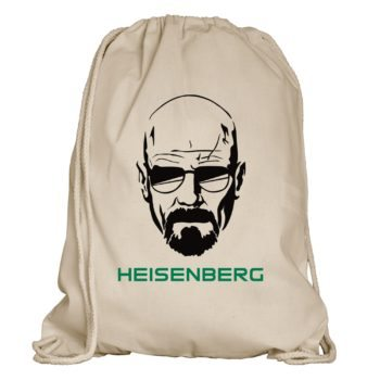 Turnbeutel - Heisenberg