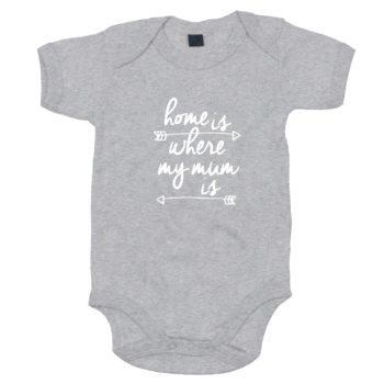 Baby Body - Home is where my Mum is