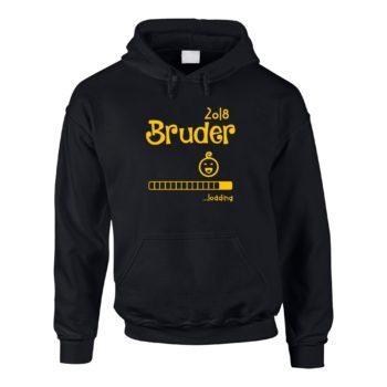 Herren Hoodie - Bruder 2018 ...loading
