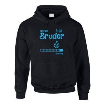 Herren Hoodie - Großer Bruder 2018 ...loading