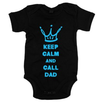 Baby Body - Keep calm and call Dad