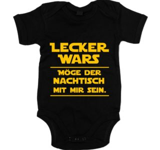 Baby Body - Lecker wars - Möge der Nachtisch mit mir sein