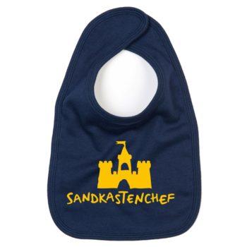 Baby Lätzchen - Sandkastenchef