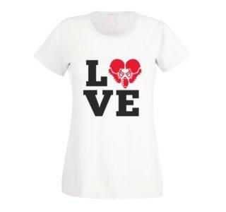 Damen T-Shirt - Football Love