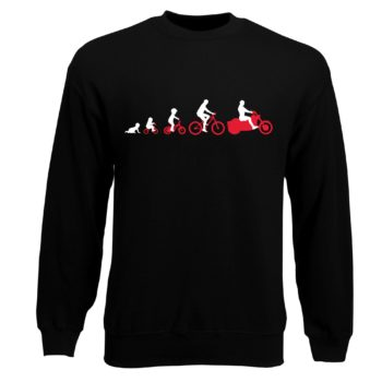 Herren Sweatshirt - Biker Evolution