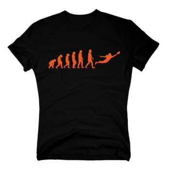 Herren T-Shirt - American Football Evolution