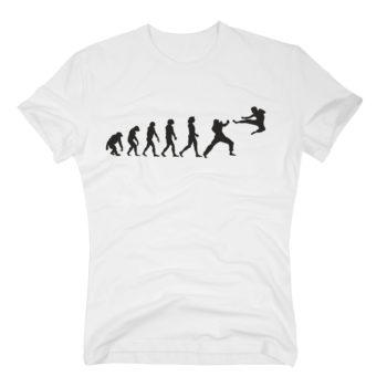 Herren T-Shirt - Kampfsport Evolution