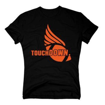 Herren T-Shirt - Touchdown