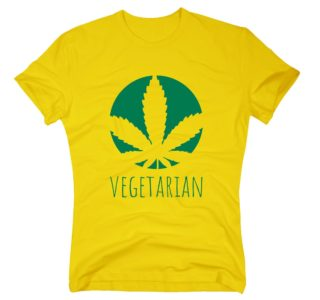 Herren T-Shirt - Vegetarian