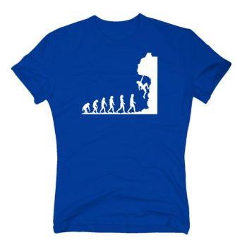 Evolution Klettern - Herren T-Shirt